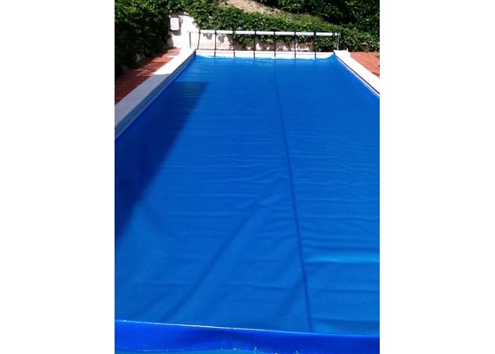 Telo termico estivo piscina - misura 3x7