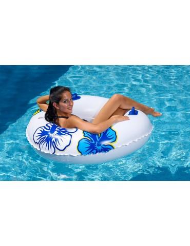 Ciambella boa galleggiante Hawaii con due manici