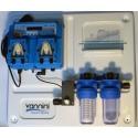 Combination panel MP-DUAL PH - REDOX