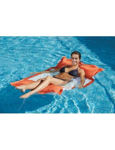 Floating hammock in nylon
