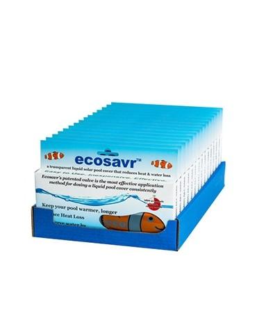 Copertura isotermica liquida ECOSAVR per piscina