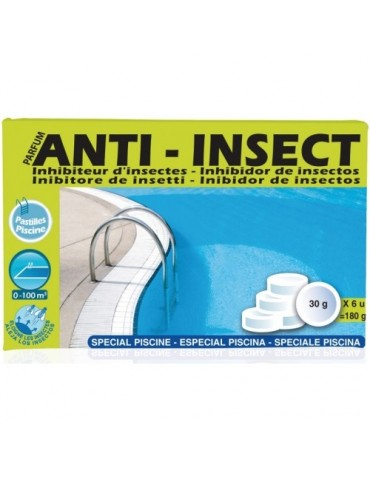 Anti-insect - Insect repellant tablets for pool skimmer