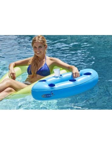 Minibar galleggiante colorato