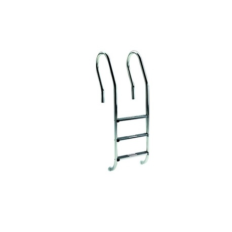 """Pool ladder with handrail """"Misto"""" - step model """"Luxe"""""""