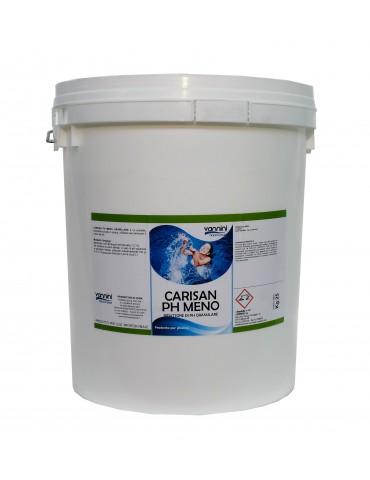 Riduttore pH per piscina - 25 kg.