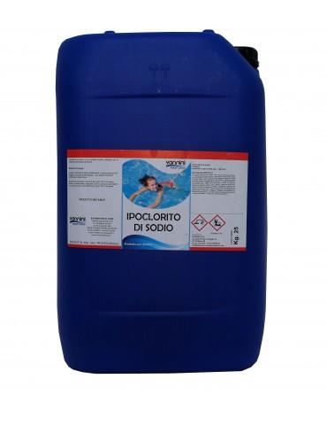 Riduttore pH liquido per piscina - 25 lt.