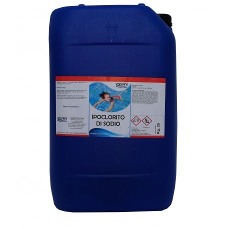 Liquid sodium hypochlorite - 25 l