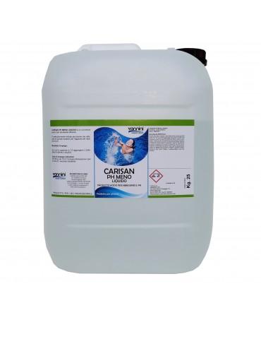 Riduttore pH liquido - 25 lt.