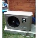 Heat pump Hayward Energyline Pro - Power produced 12.5 kw -