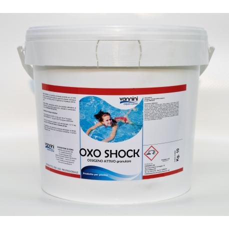 Ossigeno attivo granulare per piscina 10 kg vannini - Ossigeno attivo per piscine ...