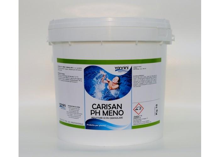 Riduttore pH granulare per piscina - 10 kg.
