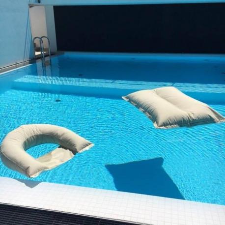 Ferro di cavallo poltrona galleggiante per piscina - Materassini per piscina ...