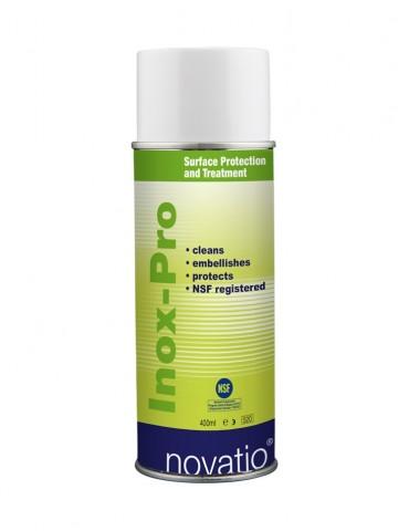 Spray professionale per la pulizia dell'acciaio inox