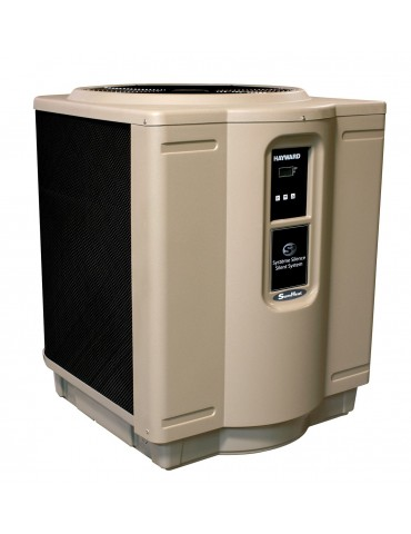 Heat pump Hayward Sumheat - Power produced 29 kw - absorbed 5.4