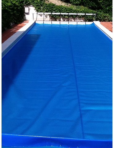 Telo termico estivo piscina - misura 5x11