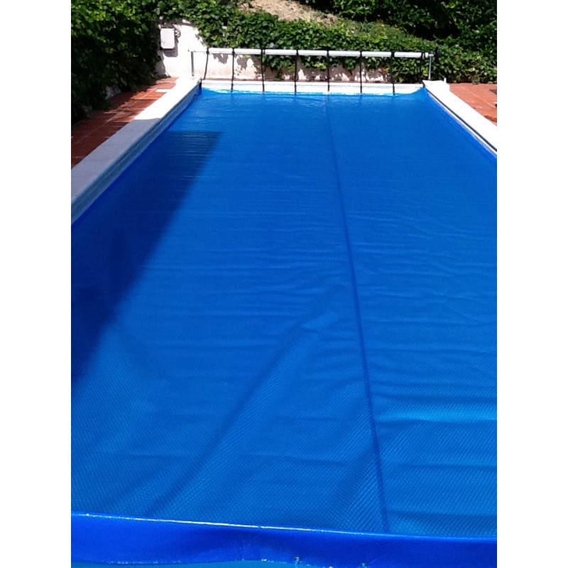 Telo termico estivo piscina misura 5x11 vannini aqua pool for Teli per piscine