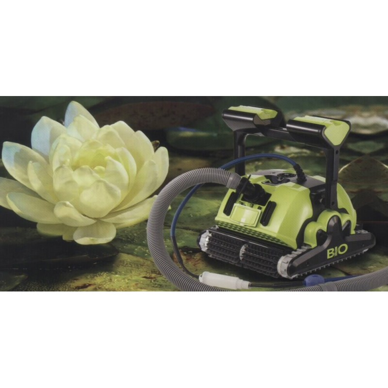 Robotic Bio Pool Cleaner Dolphin Supreme M5 Bio Suction