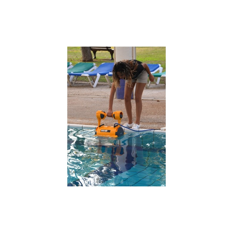 Dolphin wave 30 maytronics robot pulitore per piscina - Robot per piscina dolphin ...