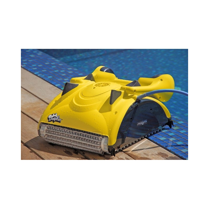 Dolphin swash cl maytronics robot pulitore per piscina for Robot piscina dolphin