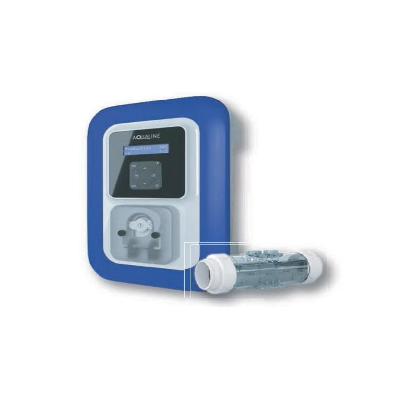 Centralina a elettrolisi e regolatore ph pool salt duo per - Centralina acqua per casa ...