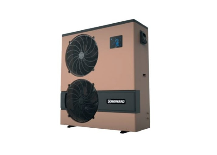 Heat pump All Season Hayward EnergyLine Pro, power output 18.2