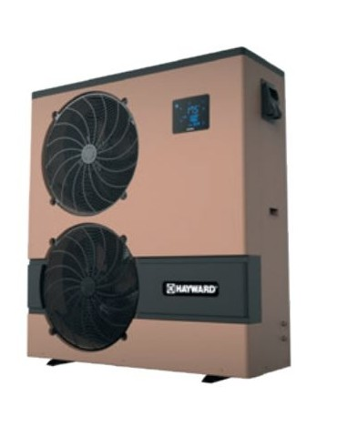 Pompa di calore per tutte le stagioni Hayward EnergyLine Pro Potenza reza 18,2 kw - assorbita 3,7