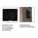 Heat pump All Season Hayward EnergyLine Pro power output 23.4