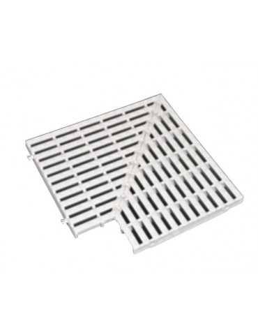 90° grid corners by Pool's for infinity edge