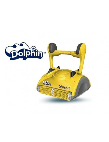 Electric robotic pool cleaner Dolphin Swash TC