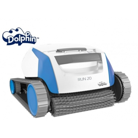 Electrical robotic pool cleaner Dolphin RUN 20