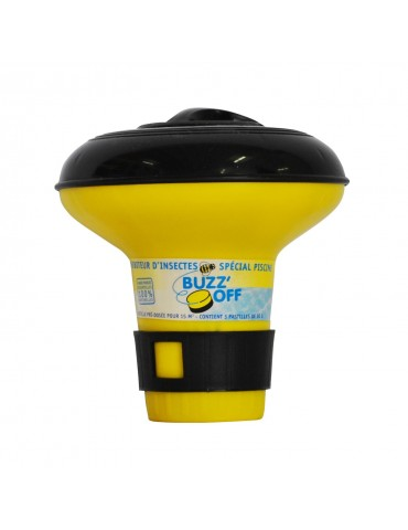 Dispenser Buzz off repellente per insetti piscina