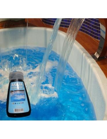Aqua Couleur - colore AZZURRO - colorante per piscina non