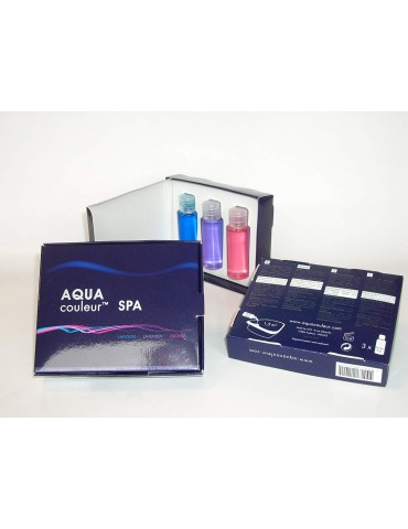 Aqua Couleur for Spa