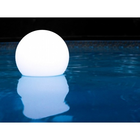 Luminous bubble