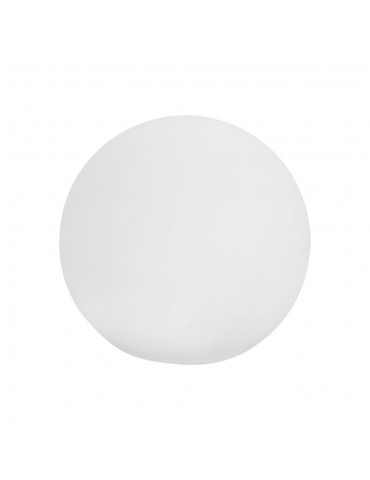 Solar floating round ball light, diam. 40 cm