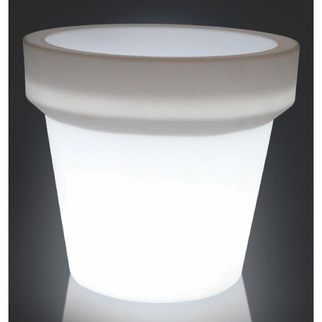 Vaso luminoso Pot Small