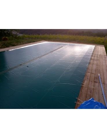 Copertura invernale Cover star per piscina - misura 3x7