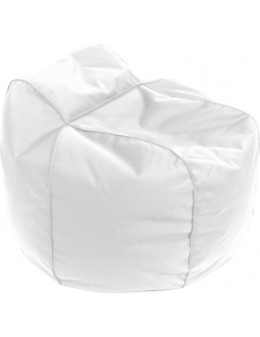 Pouf armchair Seashell by Pomodone