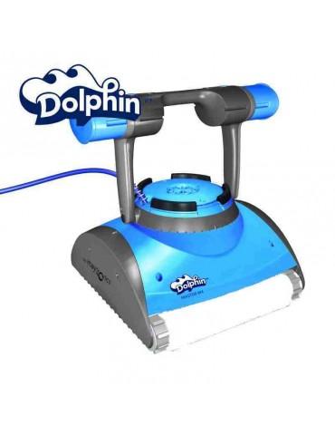 Robot piscina Dolphin MASTER M4 Maytronics con spazzole Kanebo
