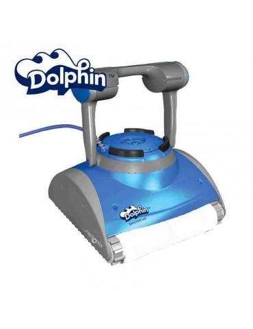 Robot piscina Dolphin MASTER M5 Maytronics con spazzole Kanebo