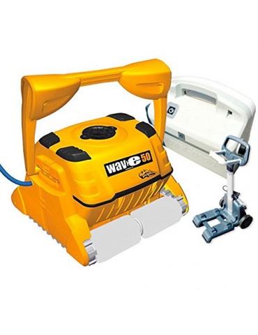 Robot Piscina elettronico Dolphin Wave 50 kanebo