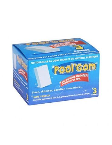 Pool Gom-Gomma speciale per la pulizia della linea d'acqua-