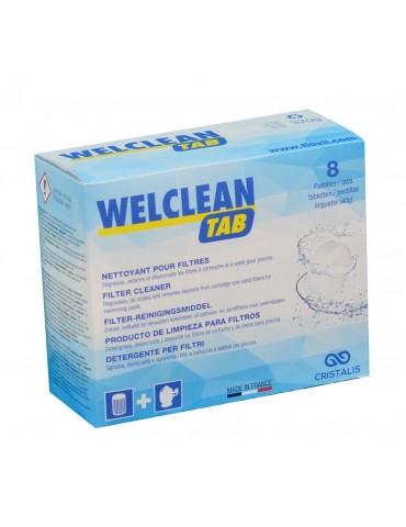 Welclean tab - Pastiglie per la pulizia di filtri a cartuccia e