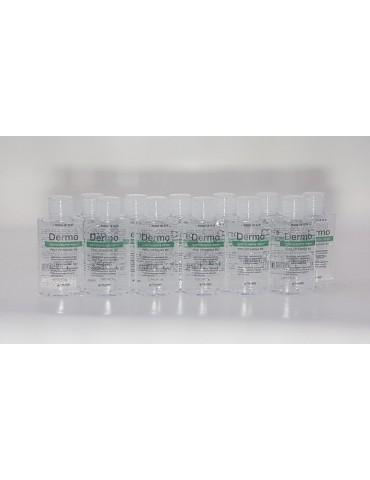 Gel igienizzante mani 100 ml -Pacchetto 12 flaconi