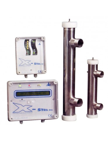 Electronic anti-limescale X-Steel