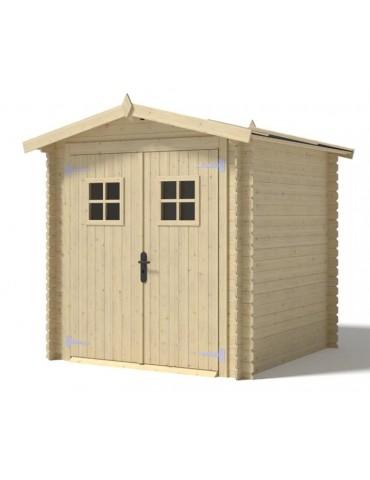 Casetta da giardino in legno Bristol cm. 200 x 200