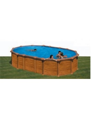 Above ground pool Gre Model Mauritius 5 x 3 X 1.32