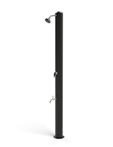 Solar shower SOL-GN with tank of 28 l
