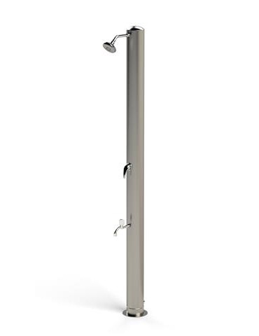 Solar shower SOL GP with tank of 28 l