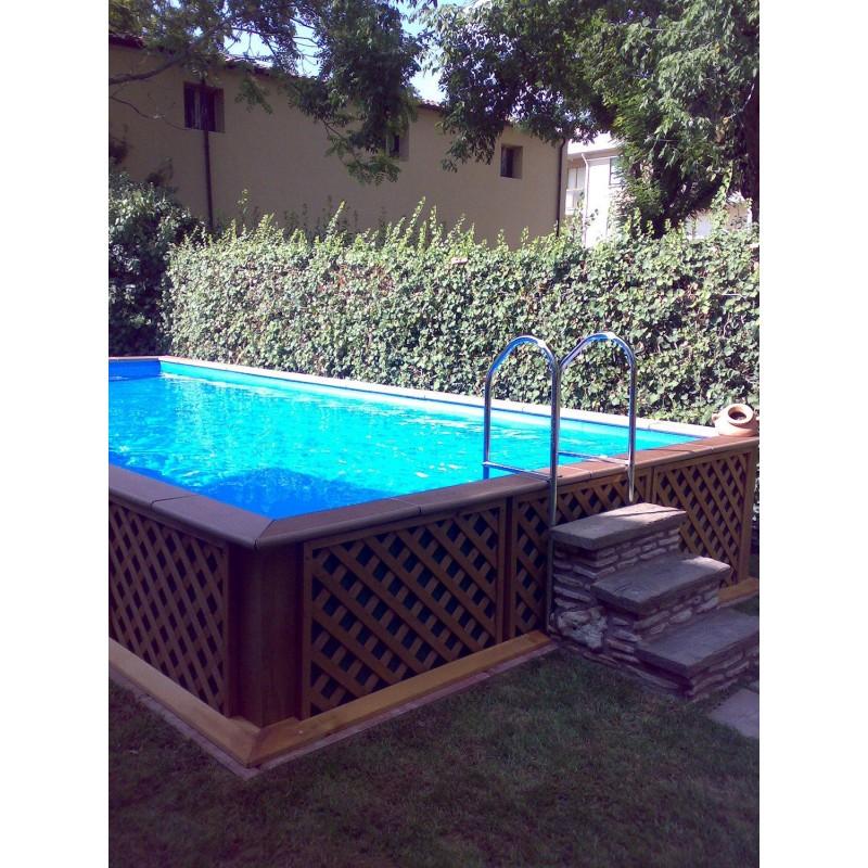 Piscine fuoriterra prezzi di vendita online for Accessori per piscine fuori terra